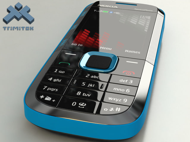 nokia 5130 xpressmusic music 3d 3ds