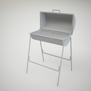3ds max grill