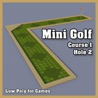 3ds mini golf hole