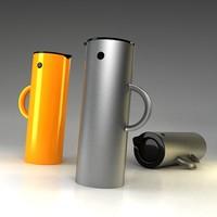 3dsmax stelton vacuum jug