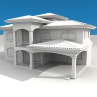 house furniture 3d 3ds