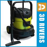 3d model vacuum cleaner 02