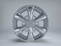 Generic Wheel #3