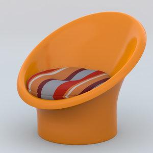 max ikea skopa chair