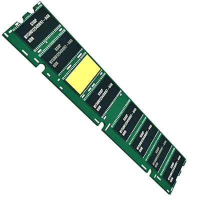 3d model computer memory