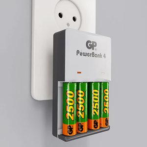 3ds max accu powerbank battery accumulator