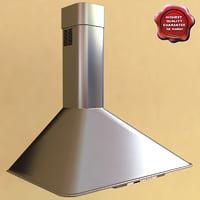 3ds cooker hood broan rm503004