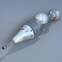 3d model space explorer