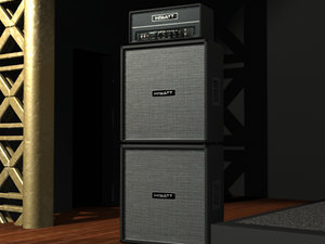 lightwave amp hiwatt stack