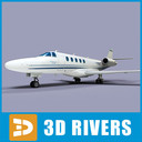 Gulfstream G150 3D models