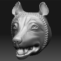 roman head 3d model