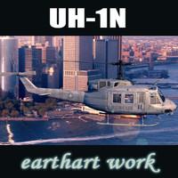 UH1N Iroquois (huey)_1