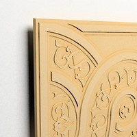 arabesque decor 3d model