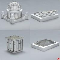 3dsmax roof