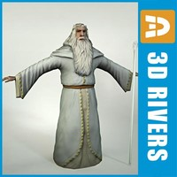 gandalf white lord 3ds