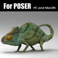 Chameleon_Poser