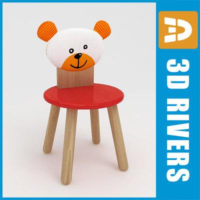 maya kid chair furniture