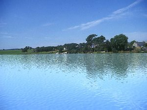 lake water animation 3d max