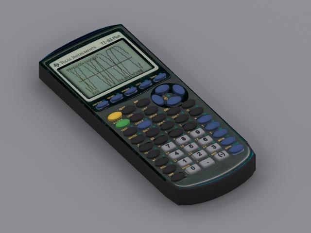 maya ti-83 calculator