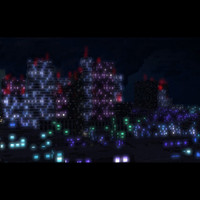 city night 3d max