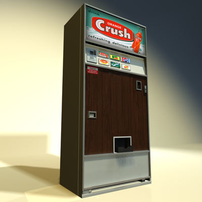 3d soda machine 05