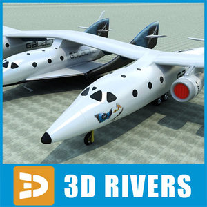 maya white knight aircraft spaceshiptwo