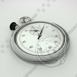 3ds max stopwatch stop watch