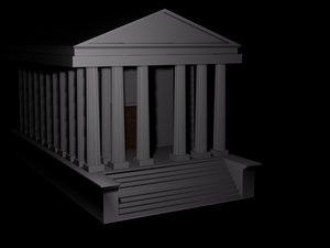 roman temple max