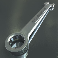 3ds max wrench tool