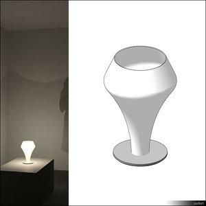 free rfa mode table lamp