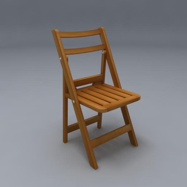 max wood chair