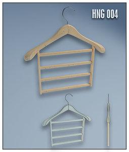 clothes hanger obj
