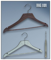 3d model clothes hanger