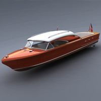 1956 Chris Craft Continental