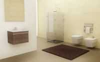 3ds max bathroom set 02