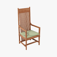 Dana Thomas Large Arm Chair