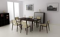 Dining room Set 03