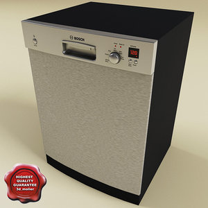 lightwave dishwasher bosch