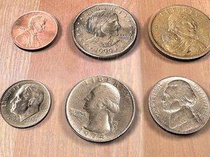 maya american coins
