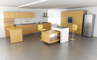 Kitchen Set 01