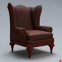 Lounge chair015.ZIP