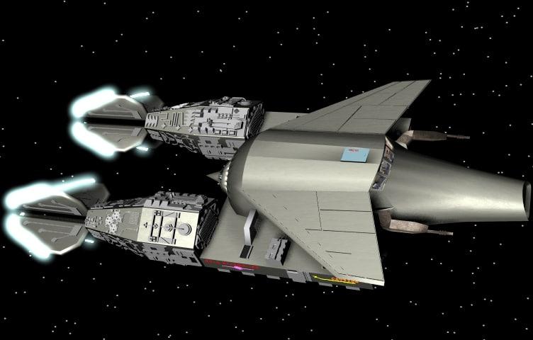 lightwave solostardriver shuttle