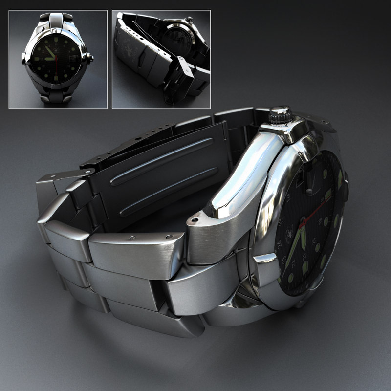 max watch clock