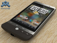3d htc hero - phone