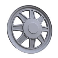3d rim model