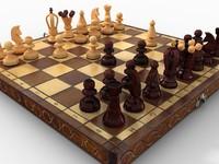 maya chessboard