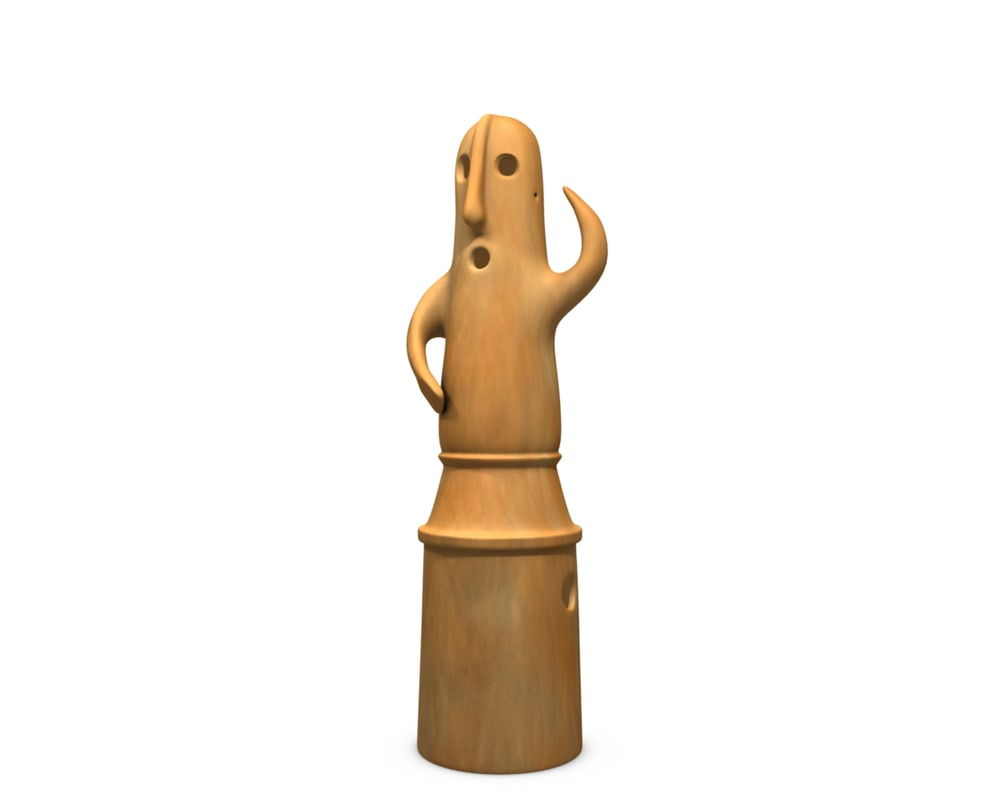 dancing haniwa 3ds