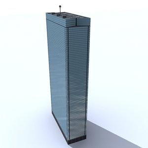 3d model kyobashi building
