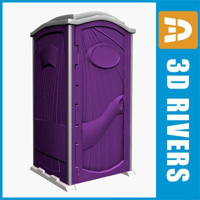 3ds public toilet