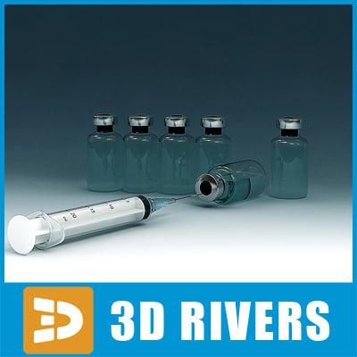 3d remedy swine flu model